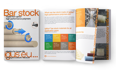 Bar stock brochure