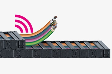 smart plastics e-chain and chainflex cables
